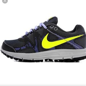 Nike lunar fly + 3 trail women's running shoes